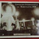Postales: EXPOSICION INTERNACIONAL DE BARCELONA 1929. PLAZA DEL UNIVERSO. Lote 161005478