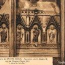 Postales: MONASTERIO DE SANTES CREUS (TARRAGONA), SEPULCRO DE PEDRO III REY DE ARAGON, EDITOR: ROISIN Nº 38. Lote 161277326