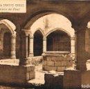Postales: MONASTERIO DE SANTES CREUS, TARRAGONA, VESTIBULO DEL PALACIO DEL ABAD, EDITOR: ROISIN Nº 37. Lote 161278326