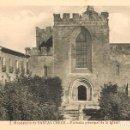 Postales: MONASTERIO DE SANTES CREUS, TARRAGONA, FACHADA PRINCIPAL DE LA IGLESIA, ROISIN Nº 2. Lote 161279486