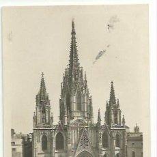 Postales: BARCELONA, CATEDRAL. Lote 162150626