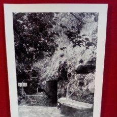 Postales: 4 POSTALES DE SAN QUINTÍN DE MEDIONA (BARCELONA) GRUTES DE LES DEUS - FOTO JUFRE - REF: 117/121. Lote 162169758