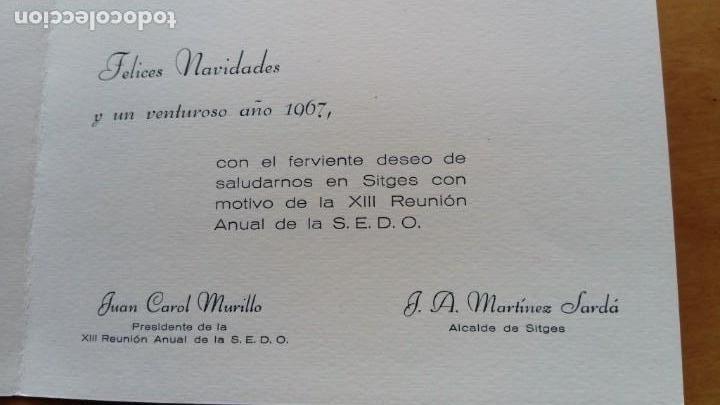 Postales: Postales - Invitación Sitges - Foto 7 - 162612162