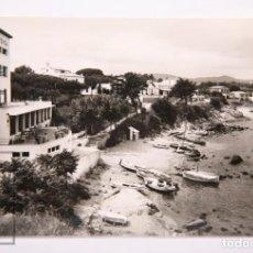 Postales: POSTAL FOTOGRÁFICA - PALAMÓS. COSTA BRAVA, 10515. LA FOSCA Y HOTEL ROCAFOSCA - A. ZERKOWITZ. Lote 162679158