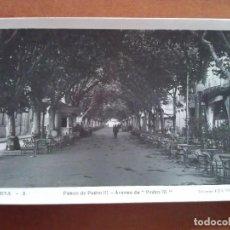 Postales: 1951 PASEO DE PEDRO III - MANRESA. Lote 162778370