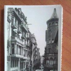 Postales: 1951 CALLE DEL BORNE - MANRESA. Lote 162780366