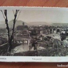 Postales: 1953 VISTA PARCIAL - MANRESA. Lote 162781042