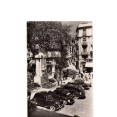 Postales: FIGUERAS.- MONUMENTO A MONTURIOL Y CALLE GERONA.. Lote 163019790
