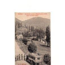Postales: SALARDÚ.- SERVICIOS DE CORREOS Y PASAJEROS HASTA LERIDA. VALLE DE ARAN.. Lote 163050534