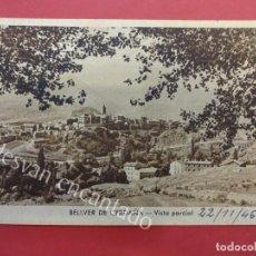 Postales: BELLVER DE CERDAÑA. VISTA PARCIAL. Lote 163334950