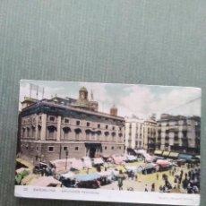 Postales: POSTAL BARCELONA DIPUTACION PROVINCIAL . Lote 163445322