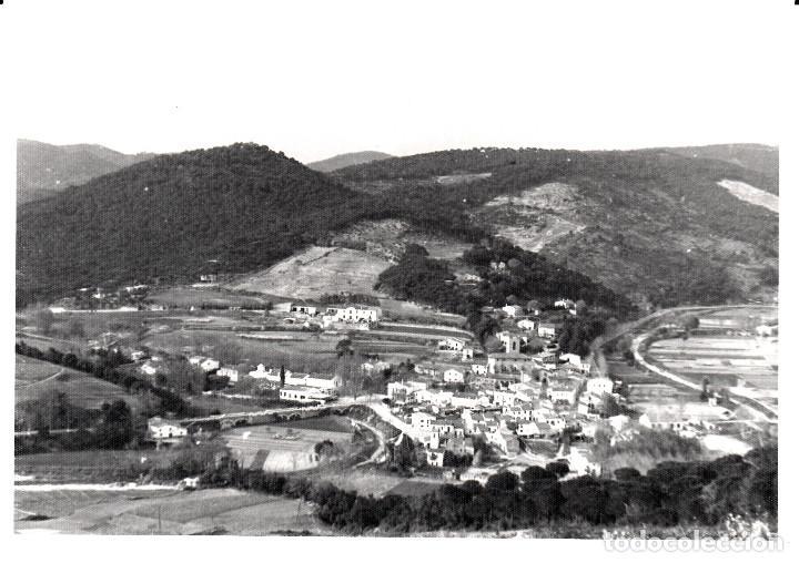 POSTAL FOTOGRAFICA - VISTAS DE DOSRIUS - ESCRITA Y CIRCULADA (Postales - España - Cataluña Moderna (desde 1940))