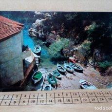 Postales: LOTE 13 POSTALES DE LA COSTA BRAVA (SIN CIRCULAR) - (AÑOS 70) - REF: 230/240. Lote 163981974