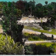Postales: POSTAL DEL CAMPAMENTO NTRA. SRA DE QUERAL - OLVAN -BERGUEDÀ- POSTAL CIRCULADA. Lote 164602670