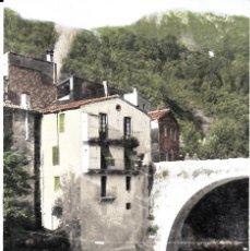Postales: POSTAL DE OSOR - PUENTE -L-FOT- JORI POSTAL CIRCULADA. Lote 164604218