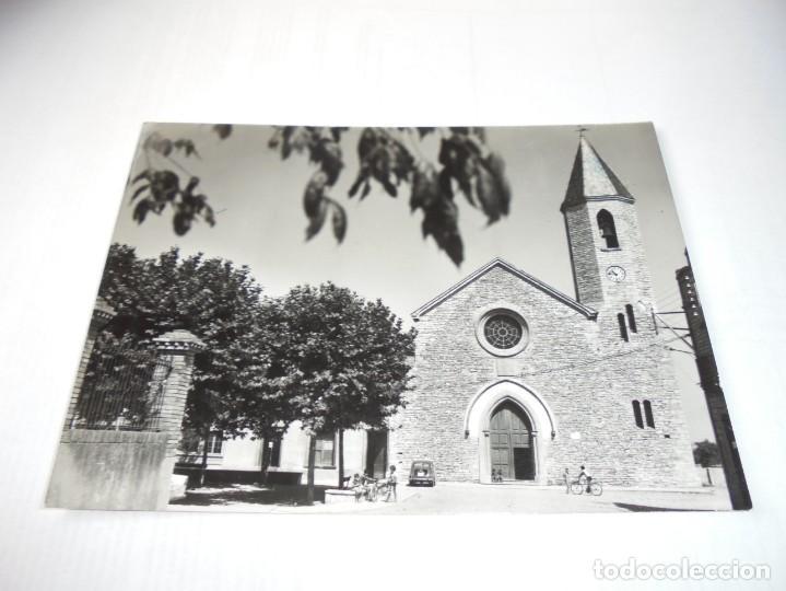 MAGNIFICA ANTIGUA POSTAL DE SAN GUIM DE FREIXANET,DE LOS AÑOS 70 (Postales - España - Cataluña Moderna (desde 1940))