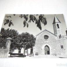 Postales: MAGNIFICA ANTIGUA POSTAL DE SAN GUIM DE FREIXANET,DE LOS AÑOS 70. Lote 164707874