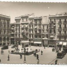 Postales: REUS - PLAZA DE PRIM - Nº 1 ED. GARCÍA GARRABELLA. Lote 164715318