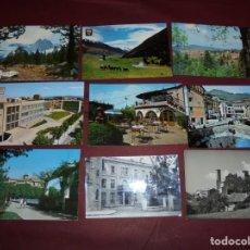 Postales: MAGNIFICAS 240 POSTALES DE DIFERENTES SITIOS DE CATALUÑA DE LOS AÑOS 60 Y 70. Lote 164752270