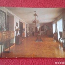 Postales: POSTAL POST CARD DIPUTACIÓN PROVINCIAL DE BARCELONA MUSEO MARICEL DE MAR SITGES SALA DEL BARCO VER F. Lote 165221374