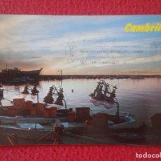 Postales: POSTAL POST CARD CAMBRILS TARRAGONA COSTA DORADA VISTA PARCIAL CON SELLOS STAMPS CATALUÑA VER FOTOS . Lote 165223190