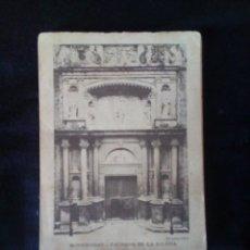 Postales: ANTIGUO BLOC DE 19 VISTAS DE MONTSERRAT EN ACORDEÓN. Lote 165240242