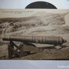 Postales: MAGNIFICA ANTIGUA POSTAL,RECORT HISTORIC.SANTUARI DE N.S. DEL HORT. Lote 165269842