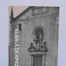 Postales: 185 LA COSTA ALELLA ESGLESIA PARROQUIAL DE SANT FELIU. CLIXE A. GAZA. ENSENYANSA CATALANA. CCTT. Lote 165297194
