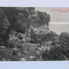 Postales: SANT LLORENÇ DE MUNT. LAS CORTS. E. LLOPART. SIN CIRCULAR. CCTT. Lote 165475090