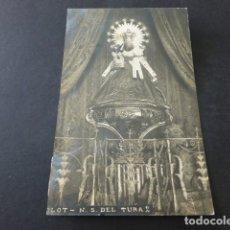 Postales: OLOT GERONA NUESTRA SEÑORA DEL TURA POSTAL FOTOGRAFICA 1916. Lote 165478654