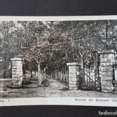 Postales: TONA BARCELONA ENTRADA DEL BALNEARIO ULLASTRES. Lote 165637626