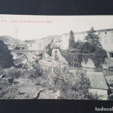 Postales: CALDAS DE MONTBUY BARCELONA BALNEARIO RIUS. Lote 165638150