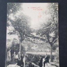Postales: CENTELLAS TARRAGONA FONT CALENTA. Lote 165638986
