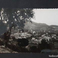 Postales: SANTA CRUZ DE CABRILS BARCELONA VISTA PARCIAL. Lote 165640982