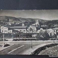 Postales: BARCELONA MONASTERIO DE PEDRALBES Y CRUZ DE TERMINO. Lote 165641186