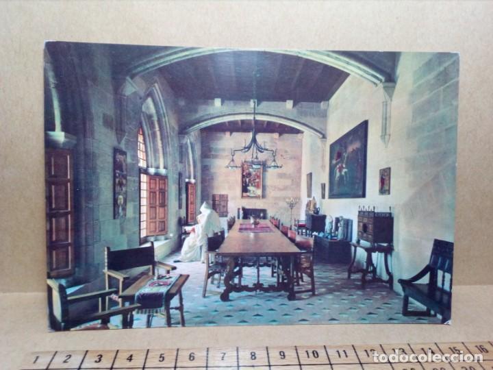 3 POSTALES CATALUÑA (TARRAGONA) MONASTERIO DE POBLET (SIN CIRCULAR) (AÑOS 60) REF: 270/280 (Postales - España - Cataluña Moderna (desde 1940))