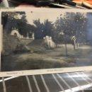 Postales: ANTIGUA TARGETA POSTAL FIGUERAS PARC BOSCH MUNICIPAL ESCALINATA LLIB MASDEVALS 1952 CIRCULADA. Lote 165802629