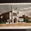 Postales: CASTELLDEFELS BARCELONA IGLESIA Y CASTILLO. Lote 165919142
