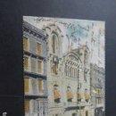 Postales: BARCELONA PALACIO DE LA CATALANA DEL GAS. Lote 166056666
