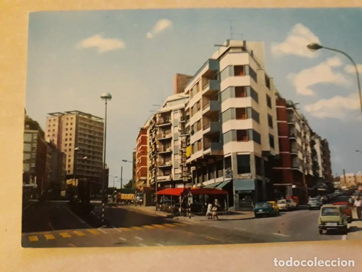 HOSPITALET LLOBREGAT COCHE (Postales - España - Cataluña Moderna (desde 1940))