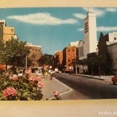 Postales: HOSPITALET LLOBREGAT COCHE. Lote 166119558
