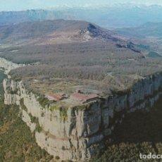 Postales: VISTA AEREA DEL SANTUARI DE NTRA. SRA. DEL FAR, GERONA. Lote 166124438