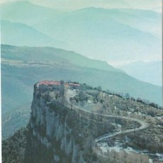 Postales: VISTA AERIA DEL SANTUARI DE NTRA. SRA. DEL FAR, GERONA. Lote 166124558