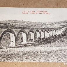 Postales: A.T.V. - 422 / TARRAGONA / ANTIGUO ACUEDUCTO - LAS ARCADAS / SIN CIRCULAR NI ESCRIBIR.. Lote 166381718