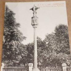 Postales: A.T.V. - 390 / TARRAGONA / CRUZ DEL PASO DE SAN ANTONIO / SIN CIRCULAR NI ESCRIBIR. DE LUJO.. Lote 166381958