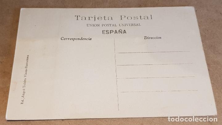 Postales: A.T.V. - 441 / REUS / MANICOMIO ( INSTITUTO PEDRO MATA ) / SIN CIRCULAR NI ESCRIBIR. / LIGERA MANCHA - Foto 2 - 166389442