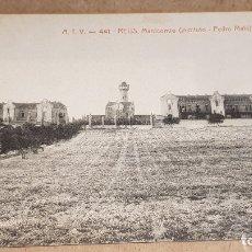 Postales: A.T.V. - 441 / REUS / MANICOMIO ( INSTITUTO PEDRO MATA ) / SIN CIRCULAR NI ESCRIBIR. / LIGERA MANCHA. Lote 166389442