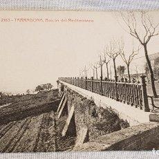 Postales: A.T.V. - 2163 / TARRAGONA / BALCÓN DEL MEDITERRÁNEO / SIN CIRCULAR NI ESCRIBIR / DE LUJO.. Lote 166550978