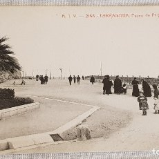 Postales: A.T.V. - 2166 / TARRAGONA / PASEO DE PI Y MARGALL / SIN CIRCULAR NI ESCRIBIR / DE LUJO.. Lote 166636738