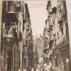 Postales: A.T.V. - 2176 / TARRAGONA / CALLE MAYOR / SIN CIRCULAR NI ESCRIBIR / DE LUJO.. Lote 166661806